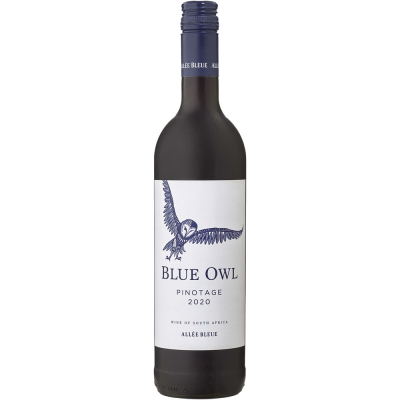 Allee Bleue Blue Owl Pinotage 2020