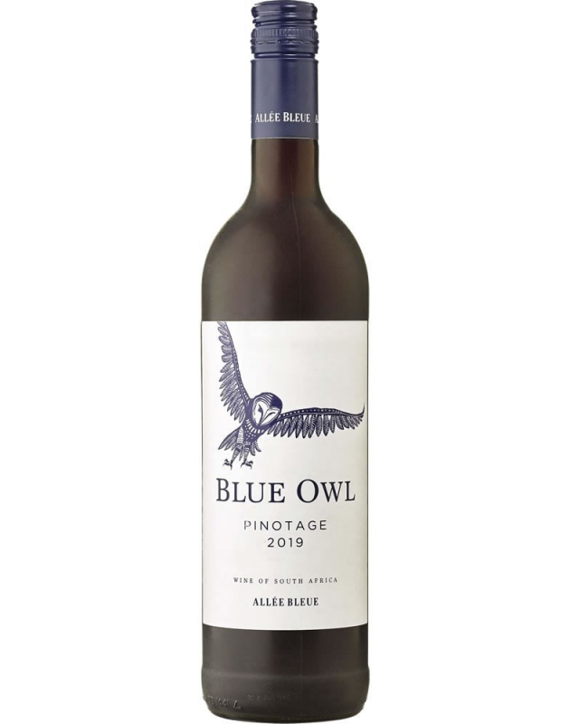 Allee Bleue Blue Owl Pinotage 2019