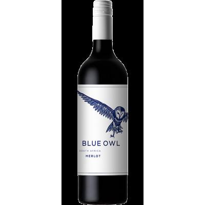 Allee Bleue Blue Owl Merlot 2019